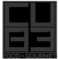 Cube Food Gourmet Logo